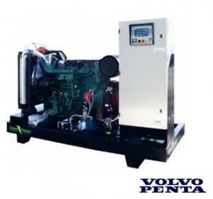 VOLVO Diesel Power generator Manual and Automatic 1500 r/m