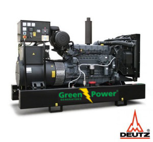 Deutz Diesel Power generator Manual and Automatic 1500 r/m