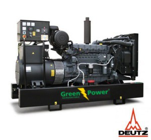 greenpower deutz diesel power generator 380kva 304kw open frame rh greenpower lk Deutz Engine Models Deutz Generator Parts