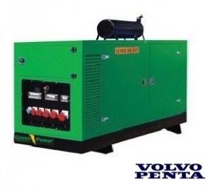 greenpower volvo diesel power generator 350kva 280kw soundproof rh greenpower lk