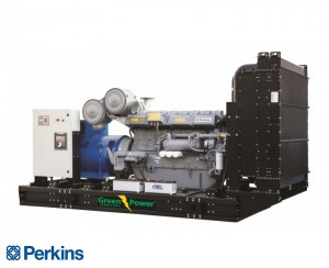 Perkins Diesel Power generator Manual and Automatic 1500 r/m