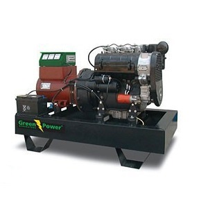 Kohler Water Cooled Diesel Power generator manual and automatic 1500 r/m