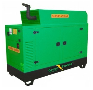 Natural Gas Power generator Manual and Automatic 1500 r/m