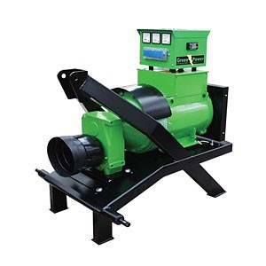 Tractor Coupling Generating Set - 1500 r/m