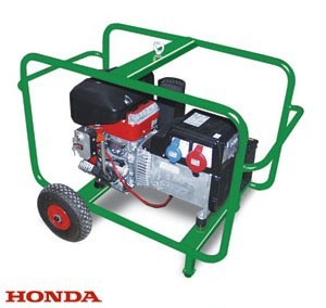 Green Power Motor Welding Sets - 3000 r/m